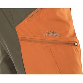Lundhags Makke korte broek Heren, bronze/tea green